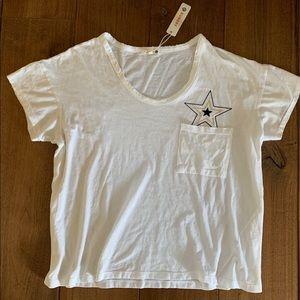 Sundry Star loose fitting shirt NWT